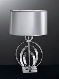 Chrome Overhanging Floor Lamp by Modern Table Lamp Moroccan Bronze Fretwork Lighting And Lights