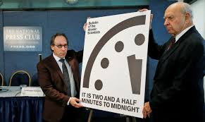The Doomsday Clock Is Closest To Midnight Since 1953