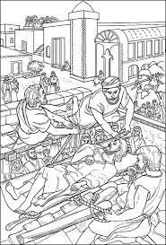 Jesus Heals A Paralytic