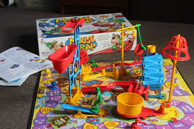 Board Games For Kids Family Night Mousetrap Operation