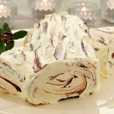 cuisine de de noel buche de noel chocolate chestnut log recipes delia