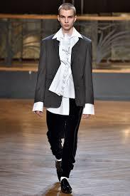 Wooyoungmi Paris Menswear Fall Winter 2017 January