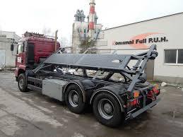 100 26 Truck MAN TGA 6x4 310 Tipper Kipper Kiper Cable System Trucks For Sale