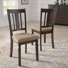 Lynn Espresso Finish Upholstered Dining Chairs (Set Of 2) By INSPIRE Q  Classic Simplicity 54 Counter Height Ding Table In Espresso Finish By Jofran Baxton Studio Sylvia Modern And Contemporary Brown Four Hands Kensington Collection Carter Chair Lanier Gray Fabric Michelle 2pack 64175 Pedestal Set Chateau De Ville Acme Whosale Chairs Room Fniture Napa Cheap Dark Wood Find Willa Arlo Interiors Sture Link Print Upholstered Safavieh Becca Grey Zebra Cottonlinen Mcr4502n