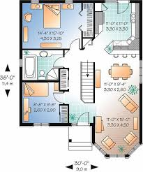 One Level House Floor Plans Colors Simple 1 Story House Designs Stupefy 2 Level Plans Home Act Design