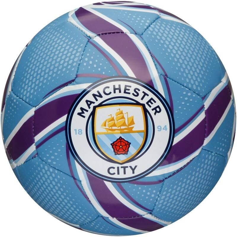 Puma Manchester City Future Flare Mini Soccer Ball