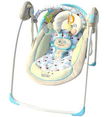 US $400.6 |Free Shipping Blue Luxury Baby Cradle Swing Electric Baby  Rocking Chair Chaise Lounge Cradle Seat Rotating Baby Bouncer Swing-in ...