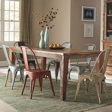 Coaster Furniture Keller Rustic Rectangular Dining Table In Multi 180161 Coaster Jamestown Rustic Live Edge Ding Table Muses 5piece Round Set With Slipcover Parsons Chairs By Progressive Fniture At Lindys Company Tips To Mix And Match Room Successfully Kitchen Home W 4 Ladder Back Side Universal Belfort Bradleys Etc Utah Mattrses Fine Parkins Parson Chair In Amber Of 2 Burnham Bench Scott Living Value City John Thomas Thomasville Nc Hillsdale 4670dtbwc4 Coleman Golden Brown