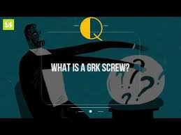 Grk 10 Cabinet Screws by What Is A Grk Youtube