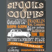 Pumpkin Fest Franklin Tennessee by Spooks U0026 Coupes Franklin Tn