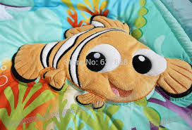 Finding Nemo Baby Bedding by Freeshipping Sea World Ocean Baby Bedding Set Baby Crib Set For