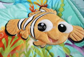 Finding Nemo Crib Bedding by Freeshipping Sea World Ocean Baby Bedding Set Baby Crib Set For