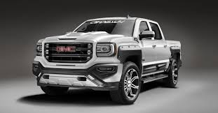 GMC Sierra - Air Design USA - The Ultimate Accessories Collection ... Gmc Sierra Hd Adds Offroadinspired All Terrain Package Motor Trend Introduces New Offroad Subbrand With 2019 At4 The Drive Chevycoloroextremeoffroad Fast Lane Truck Best Used To Buy In Alberta 2016 X Revealed Gm Authority Introducing The 2017 Life Trucks Kamloops Zimmer Wheaton Buick 1500 Chevrolet Silverado Will Be Built Alongside Debuts Trim On Autotraderca Headache Rack 2014 2018 Chevy Add Lite Front Bumper