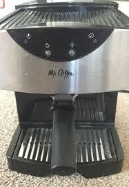 Broken Mr CoffeeR Pump Espresso Maker Appliances In Winterville NC