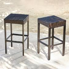 Bar Height Bistro Patio Set by Bar Stool Patio Furniture Bar Stools And Table Tuscan Outdoor