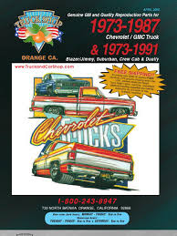 Download Chevy GMC Truck Parts Catalog Classic Industries - DocShare ...