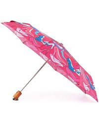 Shed Rain Umbrella Nordstrom by Shedrain Kaleidoscope Umbrella In Yellow Lyst
