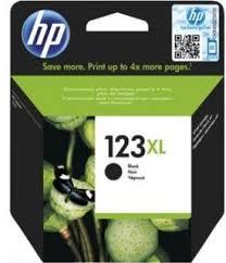 HP 123XL Black Ink Cartridge F6V19AE Photo