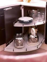 Blind Corner Kitchen Cabinet Ideas by Cabinets U0026 Drawer Blind Cabinet Storage Solutions And Rev Shelf