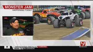 Monster Jam Makes Two-Day Stop In OKC - News9.com - Oklahoma City ... Monster Jam Okc 2016 Youtube Amazoncom Hot Wheels Daredevil Mountain Mauler Tasure 100 Truck Show Okc Tra36034 1 Traxxas U0026 034 Results Jam Ok Youtube Vs Grave Digger Theme Song Mutt Oklahoma City Ok Hlights Dooms Day Trucks Wiki Fandom Powered By Wikia Announces Driver Changes For 2013 Season Trend Strawberry Ruckus