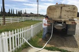 100 Water Truck To Fill Pool Californias Fouryear Drought Starts A Water Truck Boom