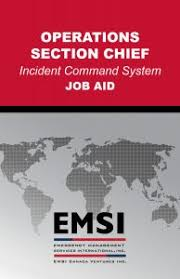 ICS 430 Operations Section Chief EMSI