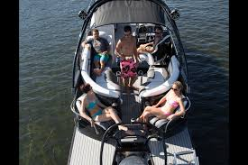 Aqua Patio Pontoon Bimini Top by Ap 250 Xp Aqua Patio Godfrey Pontoon Boats