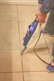 Steam Mop For Tile And Grout by How To Clean Tile Grout Without Chemicals Ask Anna