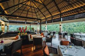 100 Ubud Hanging Gardens Resort 3 Course Meal Experience At The Of Bali Klook