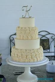 11 Elegant And Simple Wedding Buttercream Cake Designs 12