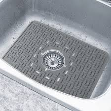stainless steel sink mat home design