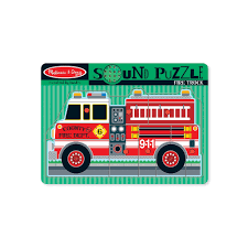 Melissa & Doug Fire Truck Sound Puzzle | Products | Pinterest | Fire ... Sound Puzzles Upc 0072076814 Mickey Fire Truck Station Set Upcitemdbcom Kelebihan Melissa Doug Around The Puzzle 736 On Sale And Trucks Ages Etsy 9 Pieces Multi 772003438 Chunky By 3721 Youtube Vehicles Soar Life Products Jigsaw In A Box Pinterest Small Knob Engine Single Replacement Piece Wooden Vehicle Around The Fire Station Sound Puzzle Fdny Shop