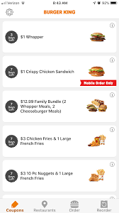 Burger King Whopper Only $1 {Last 3 Days} + More!Living Rich With ...