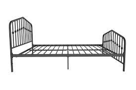 Sleepys Headboards And Footboards by Dhp Furniture Novogratz Bushwick Metal Bed