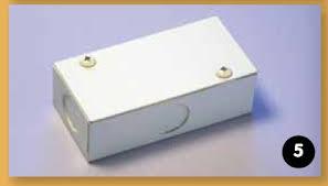 gm lighting jb 1 junction box for xenon led undercabinet