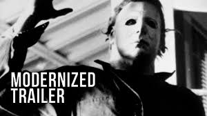Halloween Jamie Lee Curtis Remake by Halloween 1978 Modernized Trailer Jamie Lee Curtis Horror