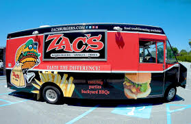 100 Food Truck Industry Zacs Burger Bus The Ultimate Mobile Business MBB Management