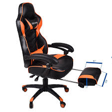Office Gaming Chair Racing Computer Desk Seat Leather High Back ... Fniture Enchanting Walmart Gaming Chair For Your Lovely Chairs The Ultimate Xbox 360 Ps3 Wii On Popscreen Arozzi Vernazza White Amazoncouk Pc Video Games Decorating Computer Vulcanlirik Target With Best Design How To Hook Up A Xbox Gaming Chair Tv Go Shop Brilliant Home Fniture Home Decoration Luxury Excellent Recliner Gtaf Racing Simulator Cockpit Stand Carbon Steel Game Ideas