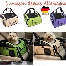 siege de transport sac siège de transport voiture pour chien pliable voyage