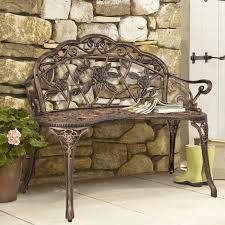 Garden Treasures Patio Furniture Manufacturer by Cast Iron Patio Furniture Roselawnlutheran