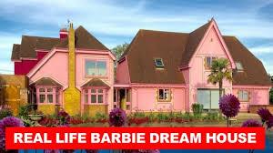 100 Dream Houses Inside Look Real Life Barbie Dream House Tour YouTube