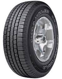 Goodyear Wrangler SR-A - P255/70R18 112T OWL - All Season Tire
