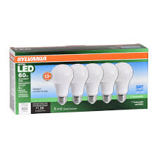 sylvania led light bulbs lowe s canada
