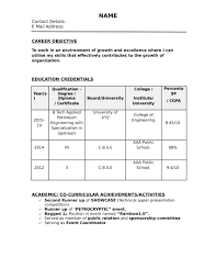 32+ Resume Templates For Freshers - Download Free Word Format Simple Resume Cover Letrte Free New Basic Letter Template How To Write A Make Your Avoid The Most Common Mistakes With This Curriculum Vitae Cv Shades Sample Resume Format For Fresh Graduates Onepage Builder Online Enhancvcom The Best Fast Easy To Use Try Mplate Professional 1 Page Modern Cv One Minimal Format Rumes 94 10 Skills Qualifications