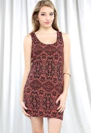 tribal print bodycon dress shop dresses at papaya clothing