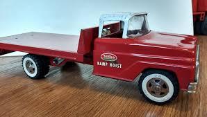 100 Vintage Tonka Truck VINTAGE TONKA RAMP Hoist Rare 37999 PicClick
