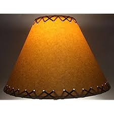 9 Inch Rustic Lamp Shade Click On Photos For Sizinf And Style Info