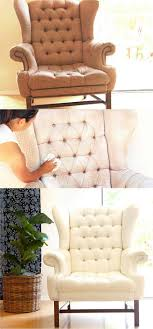 How To Paint Upholstery: Old Fabric Chair Gets Beautiful New ... Diy Update Ding Chair Makeover The Bee In My Bonnet Whatever Wednesday Chairs Keeping It Simple How To Transform Ugly Tpierce1 Striped Ding Why You Should Never Buy From A Store Again Baby Kids Chic Surefit Cover Protector My Ugly Handmade 70s Chair Redo Crafts Howto Details About Us Stretch Covers Slipcovers Fitting Protective Upholster Family Hdyman Room Cane Redo Hooli Upholstered Before This Old And After All By I Used An Wood Table Outside Songbird