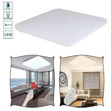 lzq dimmbar 24w led deckenleuchte deckenle wohnzimmer panel küche büro le a