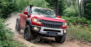 Chevy's Colorado ZR2 Bison Is The Pickup Truck For Armageddon | WIRED